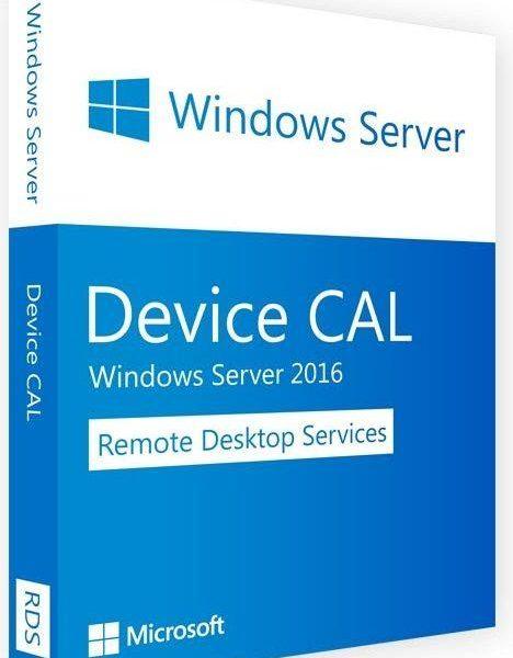 Buy Windows Server 2016 RDS + 50 Device CALs | MS Windows Server