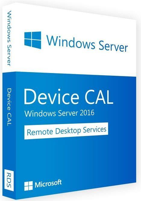 Buy Windows Server 2016 RDS + 50 Device CALs   MS Windows Server