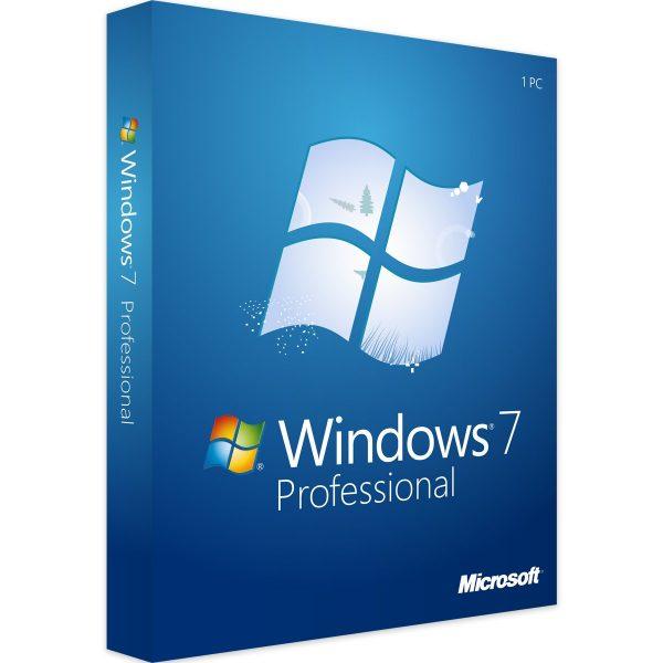 Buy Microsoft Windows 7 Professional | Best Online Software Sellers
